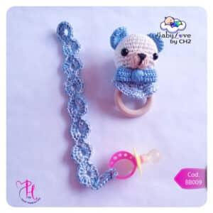 Amigurumi Baby Pack 2 piezas